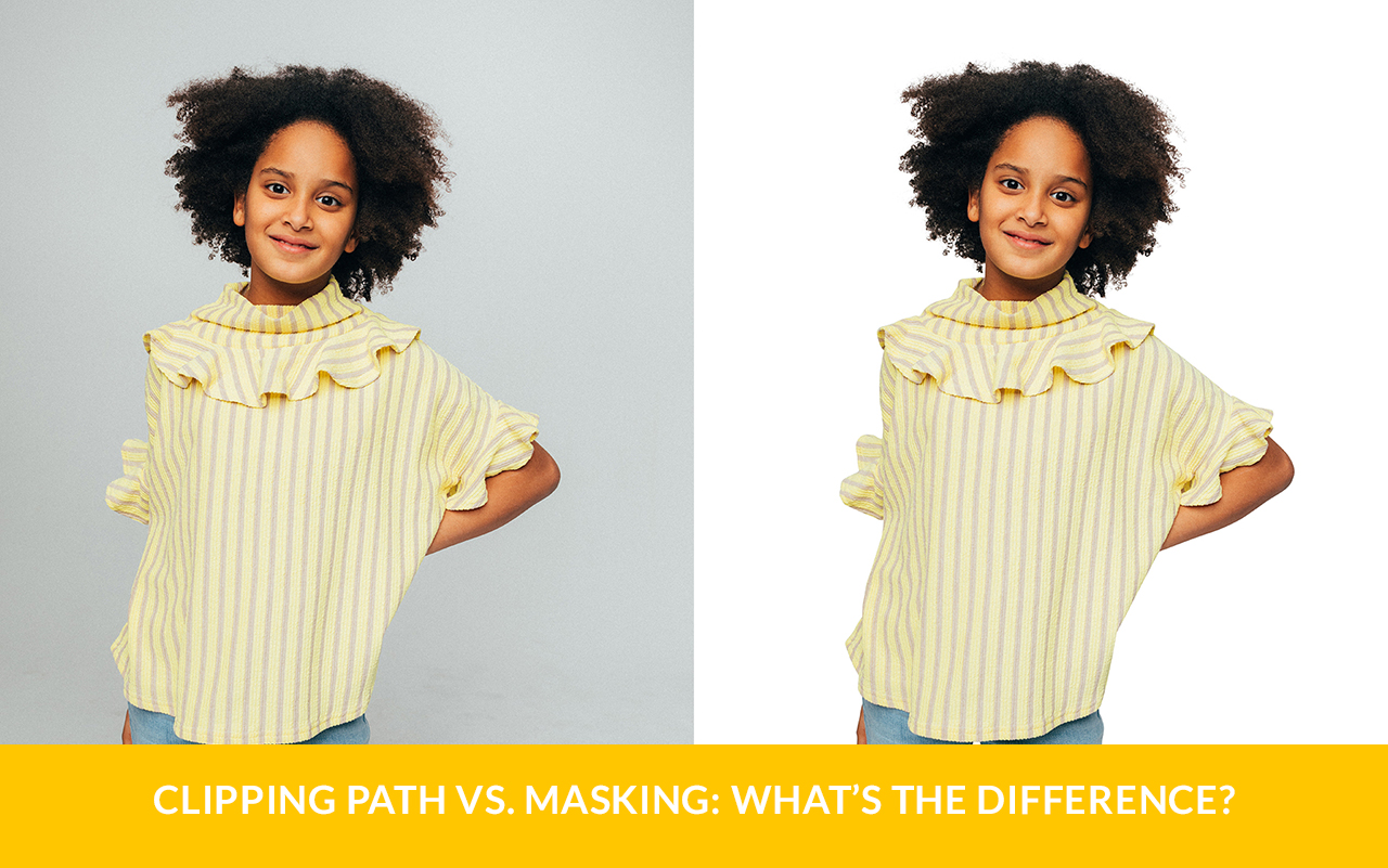 Clipping Path vs. Masking: What's the Difference?